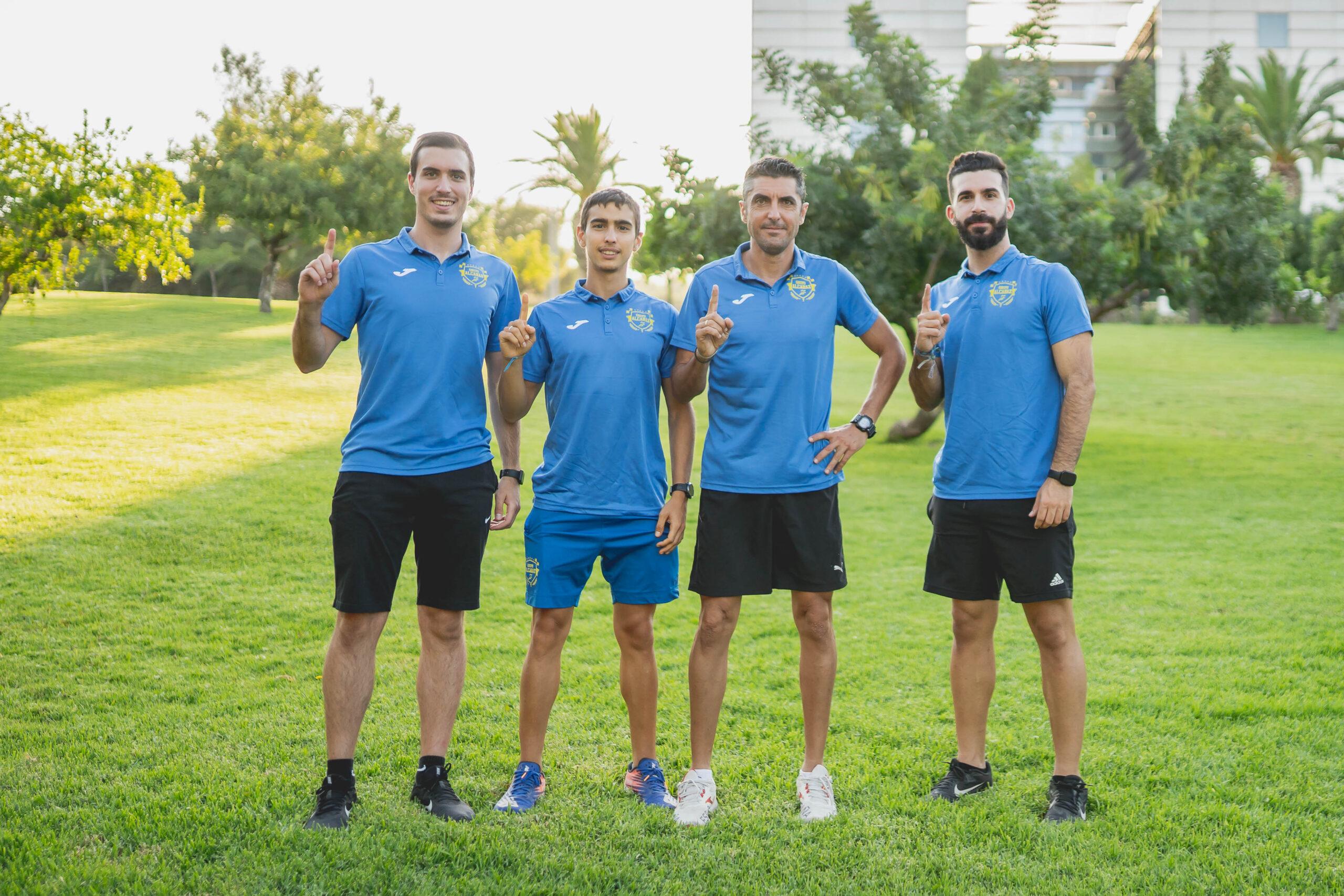 Entrenadores Grupo Alcaraz