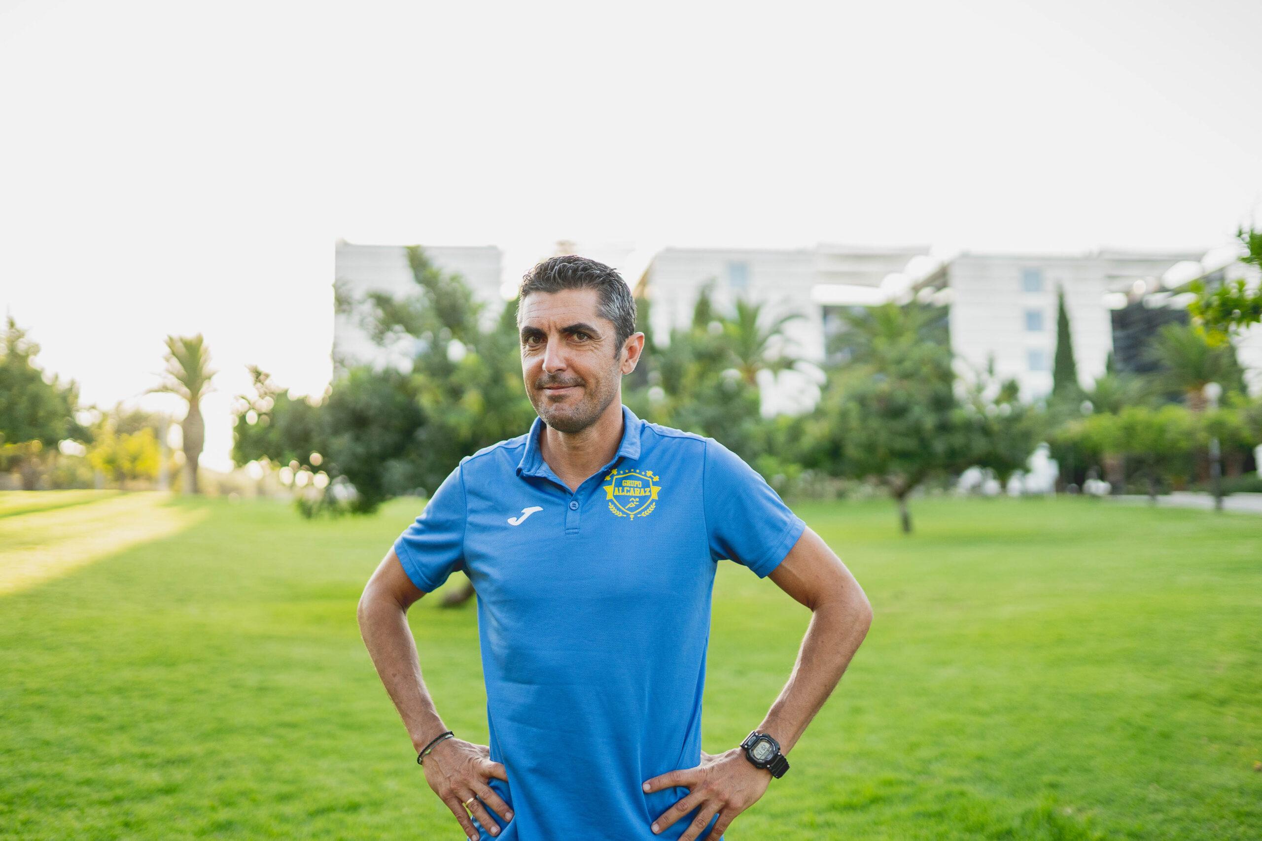 Jose Antonio Alcaraz Perez